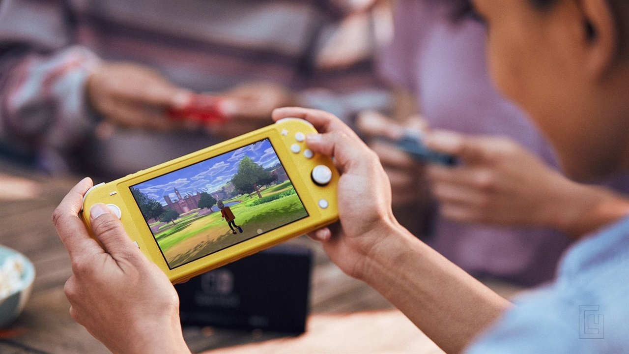 Nintendo Switch Lite announced, launches this September